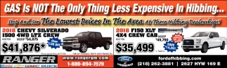 The Lowest Prices In The Area Ford Of Hibbing Hibbing Mn
