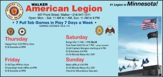 #1 Legion In Minnesota!