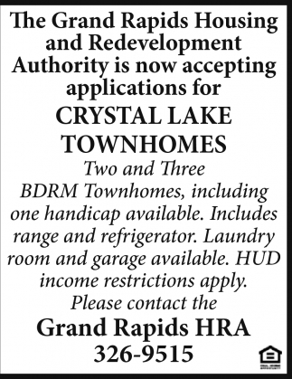 Crystal Lake Townhomes