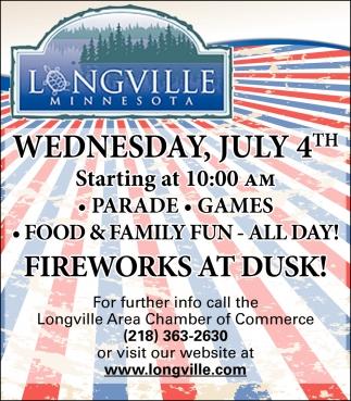 Fireworks at Dusk!