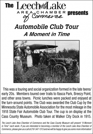 Automobile Club Tour