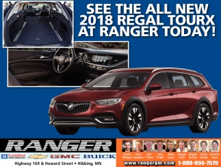 See The All New 2018 Regal Tourx