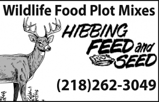 Wildlife Foot Plot Mixes