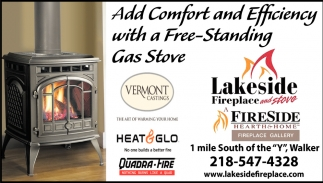 Add Comfort And Efficiency With A Free-Standing Gas Stove