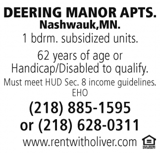 Deering Manor Apts.