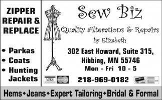 Quality Alterations & Repairs