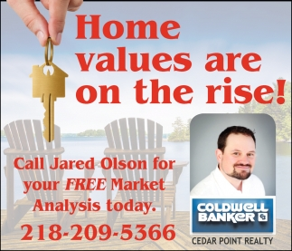 Home Values Are On The Rise!