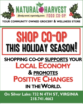 Shop Co-Op This Holiday Season!
