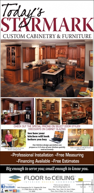 Custom Cabinets & Furniture