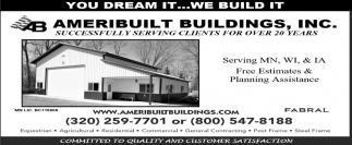 You Dream It... We Build It