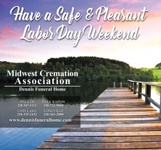 Have A Safe & Pleasant Labor Day Weekend