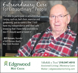 Extraordinary Care For Extraordinary People