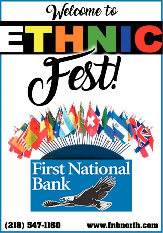 Welcome Ethnic Fest!