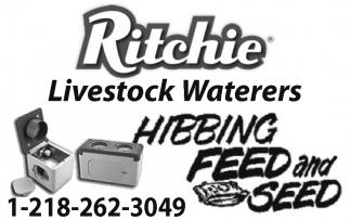 Ritchie Livestock Waterers
