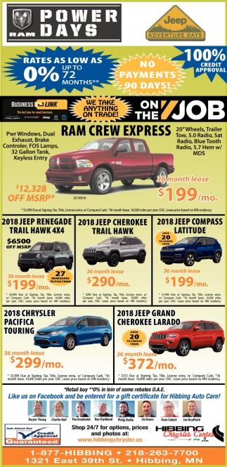 Ram Crew Express