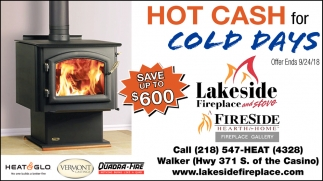 Hot Cash For Cold Days