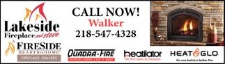 Call Now! Walker