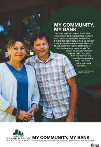 My Community, My Bank
