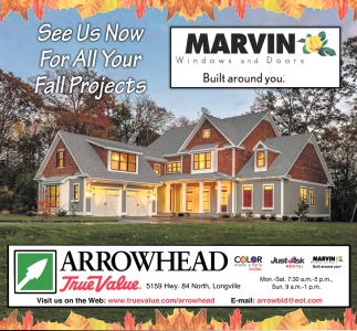 See Us Now For All Your Fall Projects