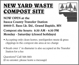 waste management grand rapids mn