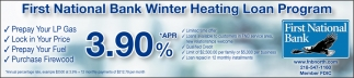Winter Heating Loan Program