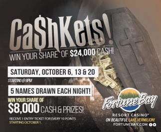 CashKets!