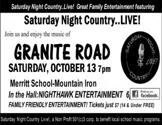 Granite Road