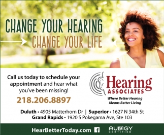 Change Your Hearing, Change Your Life