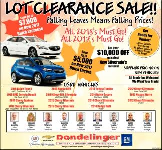Lot Clearance Sale!!