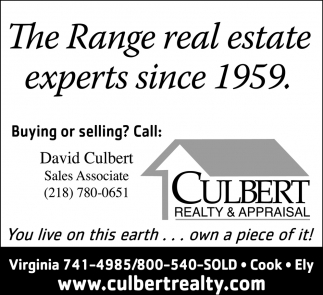 The Range Real Estate Experts Since 1959