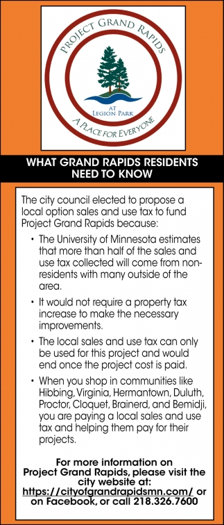 Project Grand Rapids