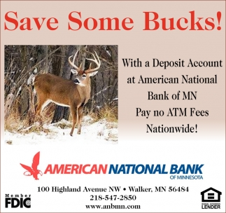 Save Some Bucks!
