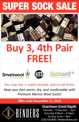 Super Sock Sale
