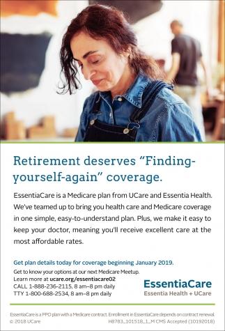Retirement Deserves