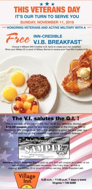 This Veterans Day