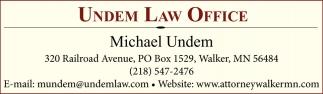 Michael Undem