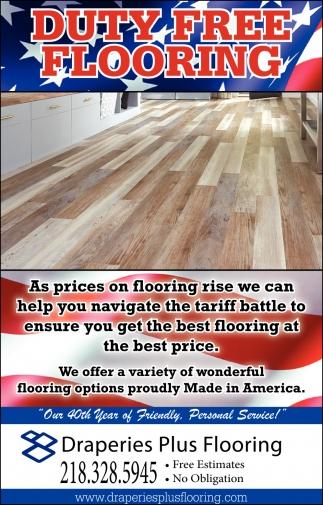 Duty Free Flooring