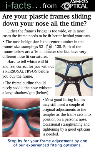 I-Facts... From Advanced Optical
