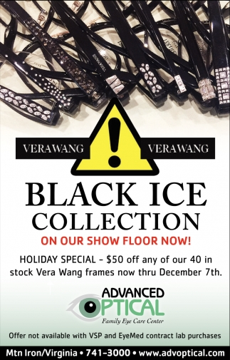 Black Ice Collection