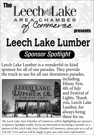 Leech Lake Lumber