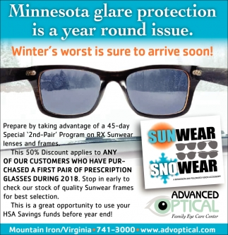 Winter's Worst Is Sure To Arrive Soon!