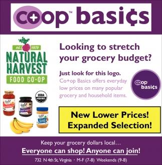 Coop Basics