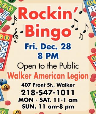 Rocking Bingo