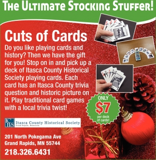 Cuts Of Cards