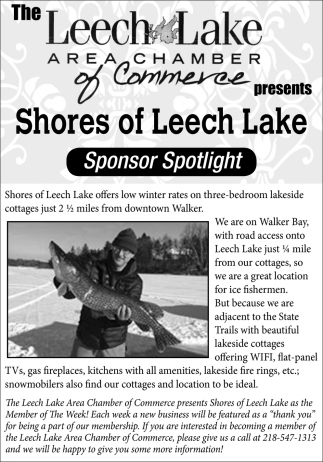 Shores Of Leech Lake