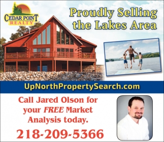 Proudly Selling The Lake Area