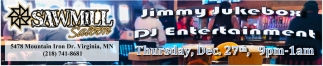 Jimmy Jukebox DJ Entertainment