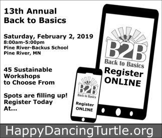 13th Annual Back To Basics