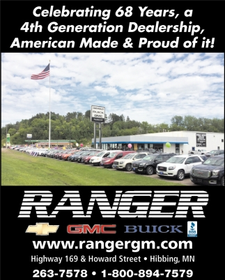Celebrating 68 Years, A 4th Generation Dealership, American Made And Proud Of It!
