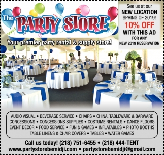 new location the party store bemidji mn new location the party store bemidji mn